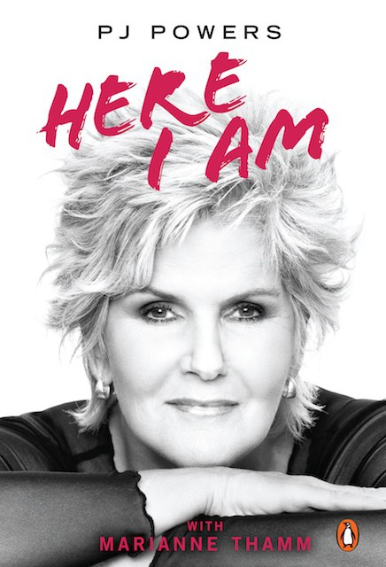 'HERE  I AM' by P.J. Powers with Marianne Thamm