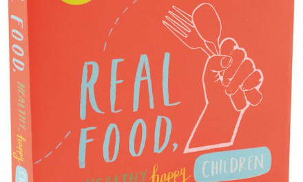 Real Food – Healthy, Happy Children