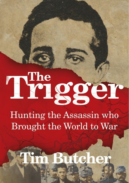 Tim Butcher on his new book, The Trigger