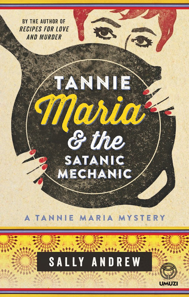 The Book Revue - Tannie Maria