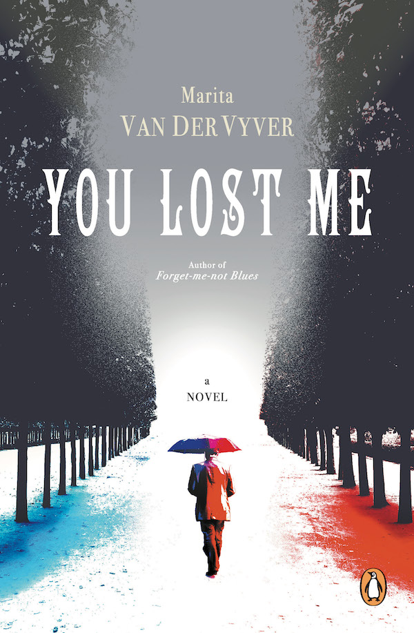 The Book Revue - you lost me marita van der vyver