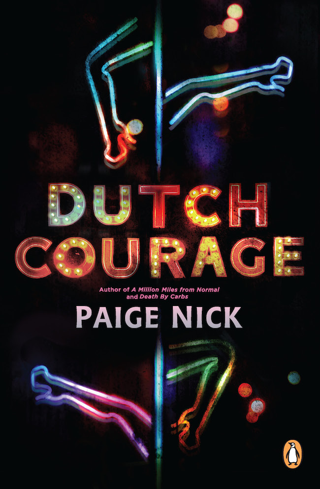Paige Nick, Dutch Courage Book Revue