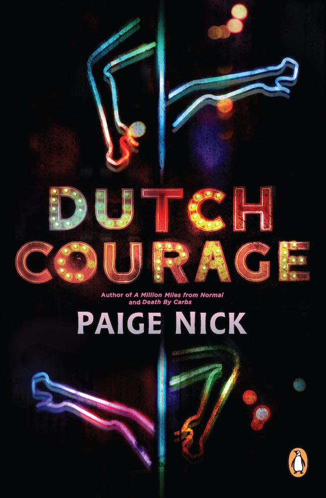 Paige Nick, Dutch Courage Book Revue