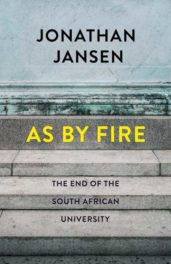 Professor Jonathen Jansen – As By Fire