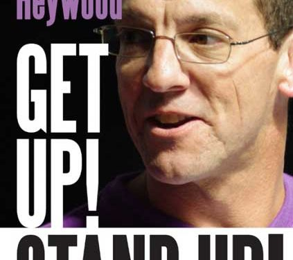 Mark Heywood – Get Up Stand Up