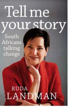 Tell me your story – Ruda Landman